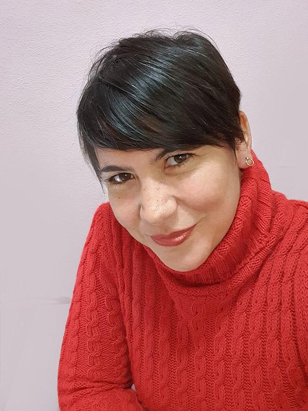 Irene Acosta psicologa
